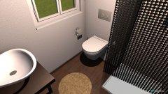 Raumgestaltung Gäste WC in der Kategorie Toilette