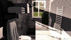 Raumgestaltung gästewc in der Kategorie Toilette