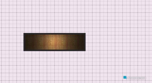 Raumgestaltung Grundrissvorlage Quadrat in der Kategorie Toilette