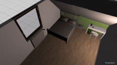 Raumgestaltung Katrin's Zimmer in der Kategorie Toilette