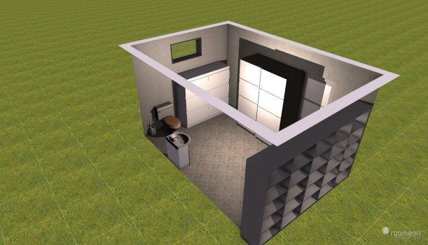 Raumgestaltung keller2 in der Kategorie Toilette