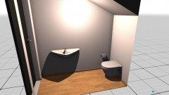 Raumgestaltung klo evtl.fertig in der Kategorie Toilette