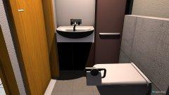 Raumgestaltung Klo in der Kategorie Toilette