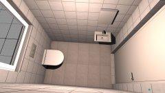Raumgestaltung Mama Gäste WC in der Kategorie Toilette