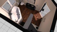 Raumgestaltung Mamas Bad in der Kategorie Toilette