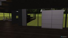Raumgestaltung Maria Loft in der Kategorie Toilette