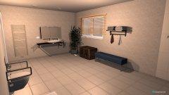 Raumgestaltung Pflegebad in der Kategorie Toilette