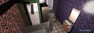 Raumgestaltung plan potkrovlje  vc in der Kategorie Toilette