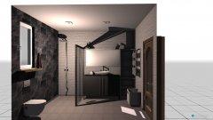 Raumgestaltung Toaleta in der Kategorie Toilette