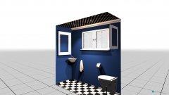 Raumgestaltung Toilet in der Kategorie Toilette