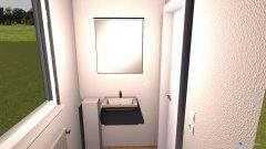 Raumgestaltung Toilette in der Kategorie Toilette