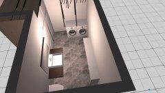 Raumgestaltung WASKAMER in der Kategorie Toilette