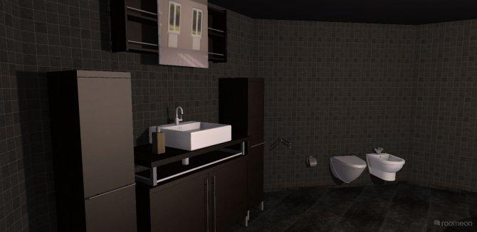 Raumgestaltung zimmer1 in der Kategorie Toilette