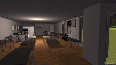 Raumgestaltung Agump 2 in der Kategorie Veranstaltungshalle