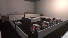 Raumgestaltung Aids Gala 1 in der Kategorie Veranstaltungshalle