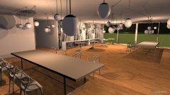 Raumgestaltung AKAMI MUNICH in der Kategorie Veranstaltungshalle