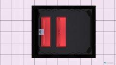 Raumgestaltung aki kino 2 in der Kategorie Veranstaltungshalle