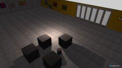 Raumgestaltung Art gallery in der Kategorie Veranstaltungshalle