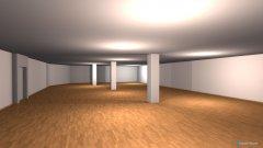 Raumgestaltung ASDSAD in der Kategorie Veranstaltungshalle
