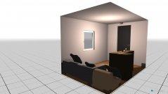 Raumgestaltung Bauwagen  in der Kategorie Veranstaltungshalle