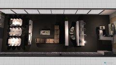 Raumgestaltung Bibliothek Aufenthaltsraum in der Kategorie Veranstaltungshalle