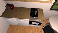 Raumgestaltung CHris Küche in der Kategorie Veranstaltungshalle