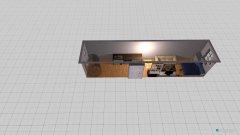 Raumgestaltung Container in der Kategorie Veranstaltungshalle
