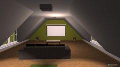 Raumgestaltung Dachboden  licht  in der Kategorie Veranstaltungshalle