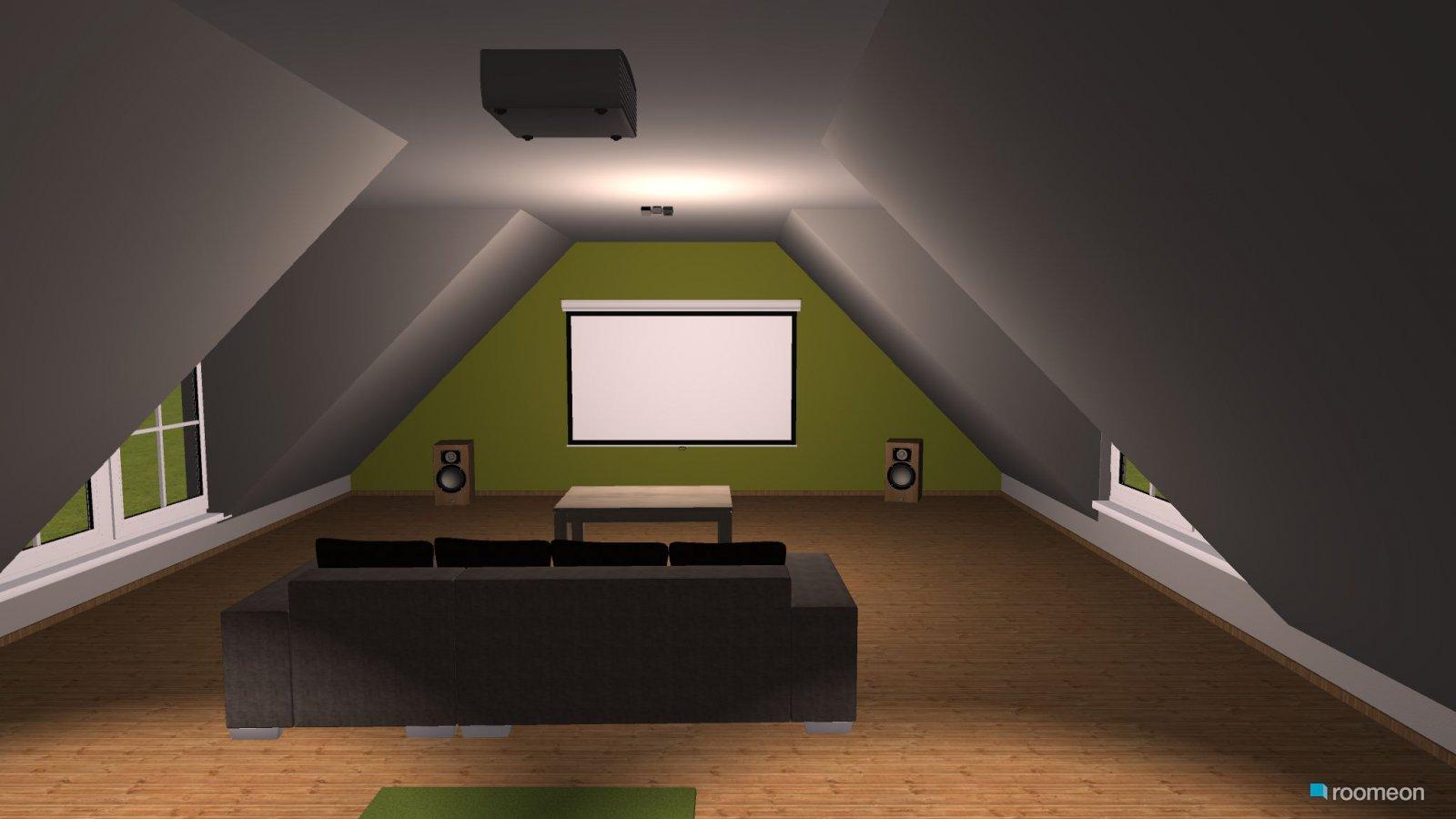 Wunderbar Dachboden Foto Von Raumgestaltung Licht In Der Kategorie Veranstaltungshalle