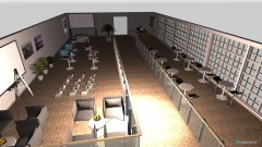 Raumgestaltung EBS in der Kategorie Veranstaltungshalle