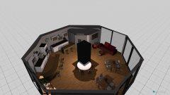Raumgestaltung Eine Welt Cafe in der Kategorie Veranstaltungshalle