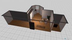 Raumgestaltung Flur in der Kategorie Veranstaltungshalle