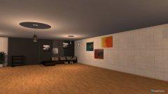 Raumgestaltung fyp2 in der Kategorie Veranstaltungshalle