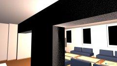 Raumgestaltung Genclik lokali 2 in der Kategorie Veranstaltungshalle