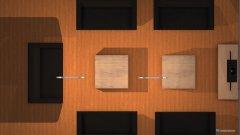 Raumgestaltung Genclik lokali 3 in der Kategorie Veranstaltungshalle