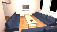 Raumgestaltung Genclik lokali in der Kategorie Veranstaltungshalle
