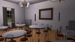 Raumgestaltung Haus Kreuzkamp in der Kategorie Veranstaltungshalle
