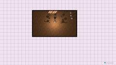 Raumgestaltung Hotel Patio Deck in der Kategorie Veranstaltungshalle