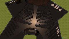 Raumgestaltung JH Konzert Raumplan saal in der Kategorie Veranstaltungshalle