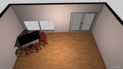 Raumgestaltung jugendraum in der Kategorie Veranstaltungshalle