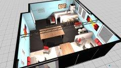 Raumgestaltung Juzi 2 in der Kategorie Veranstaltungshalle