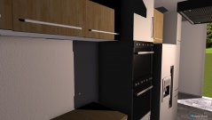 Raumgestaltung kitchen in der Kategorie Veranstaltungshalle