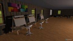Raumgestaltung klassenzimmer in der Kategorie Veranstaltungshalle