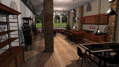 Raumgestaltung Koridor in der Kategorie Veranstaltungshalle