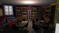 Raumgestaltung library-klara in der Kategorie Veranstaltungshalle