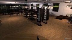 Raumgestaltung library labas  in der Kategorie Veranstaltungshalle