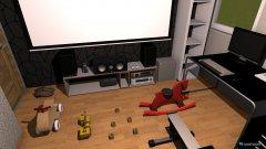 Raumgestaltung Mein Zimmer in der Kategorie Veranstaltungshalle