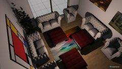 Raumgestaltung Muath, femal majliss in der Kategorie Veranstaltungshalle