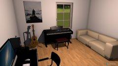 Raumgestaltung muziek kamer in der Kategorie Veranstaltungshalle