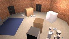 Raumgestaltung Oktogon in der Kategorie Veranstaltungshalle